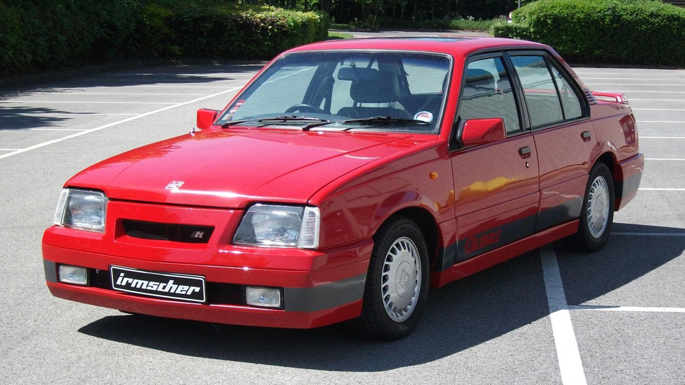 Vauxhall Cavalier Calibre