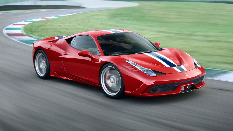 Ferrari 458 Speciale - greatest cars of the decade