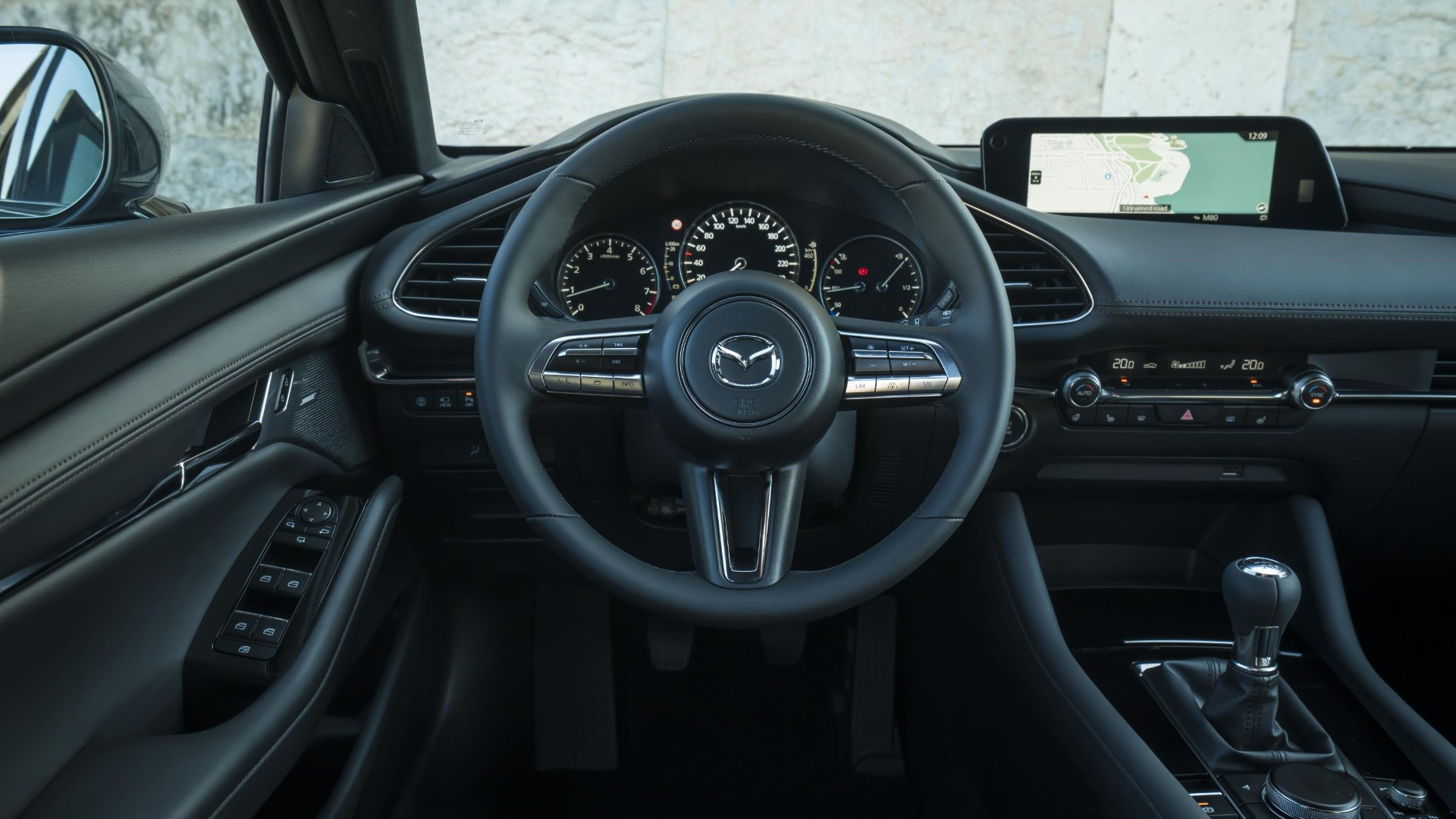 Mazda is getting rid of touchscreens on its cars
