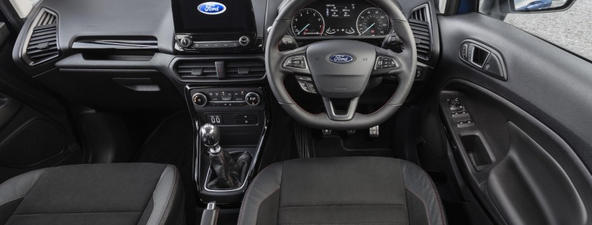Ford EcoSport plastic bottle carpets