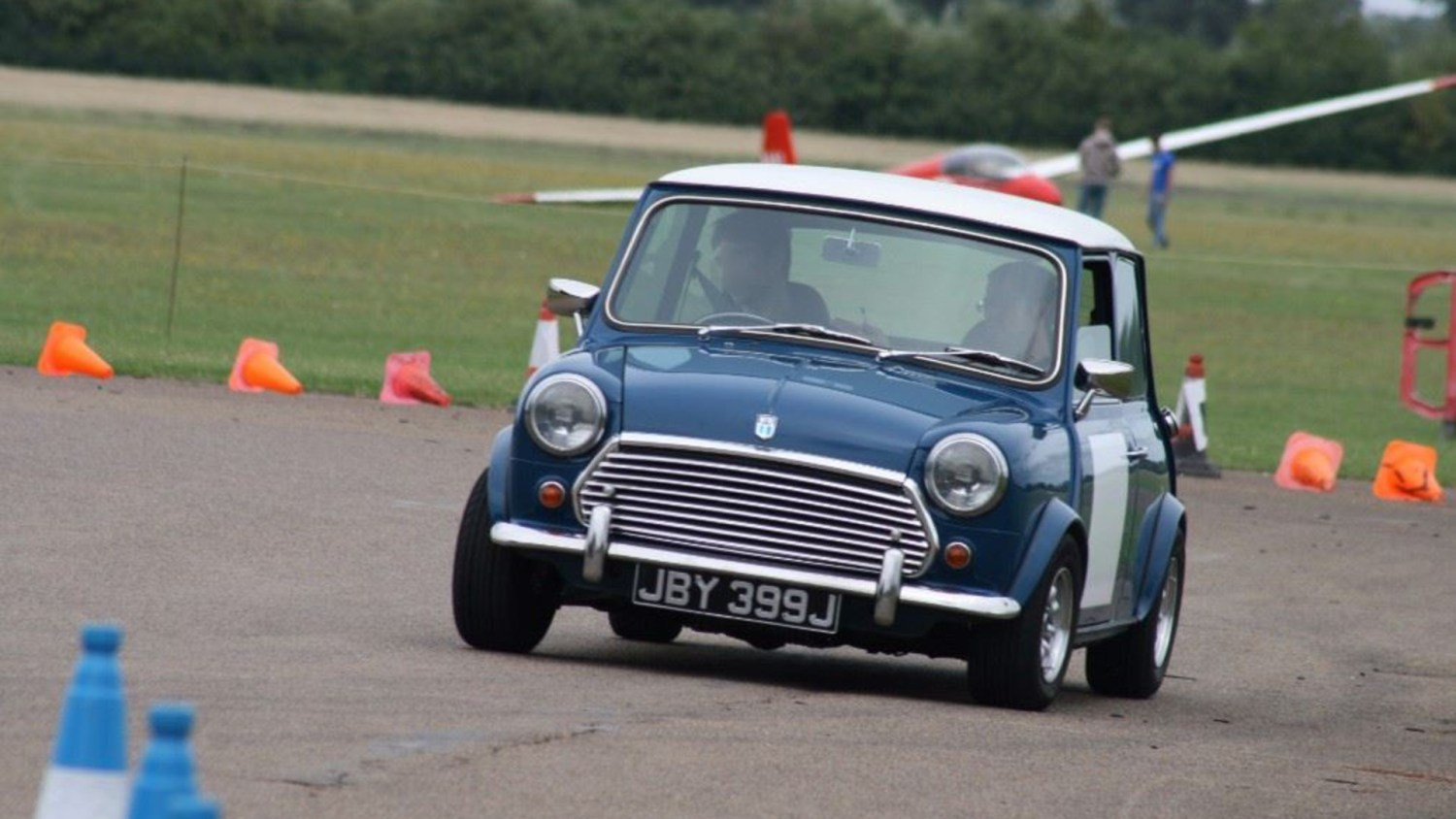 Mini experience more popular than Aston Martins and Jaguars