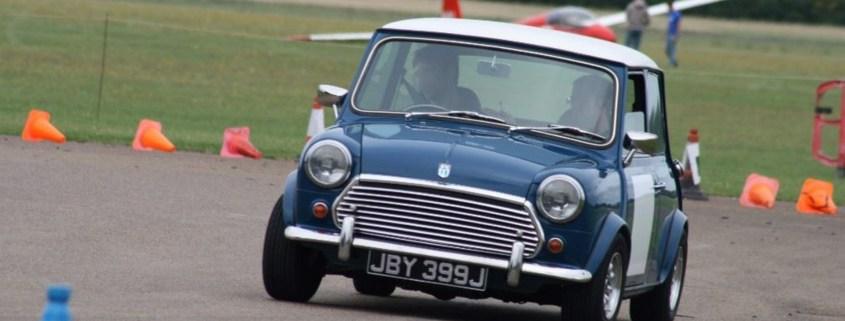 Minis more popular than Aston Martins and Jaguars