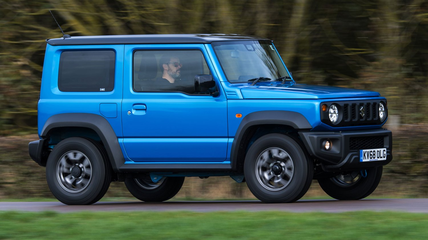 Suzuki Jimny - greatest cars of the decade