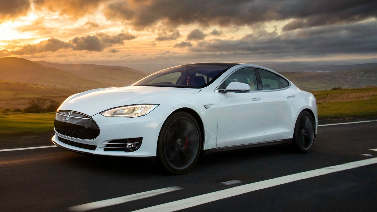 Tesla Model S - greatest cars of the decade