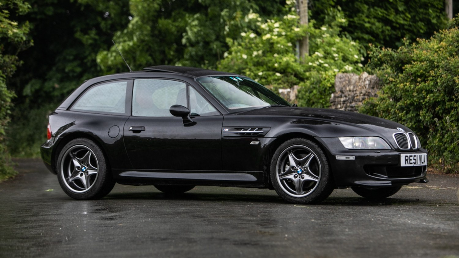 BMW M cars for sale at CCA August auction