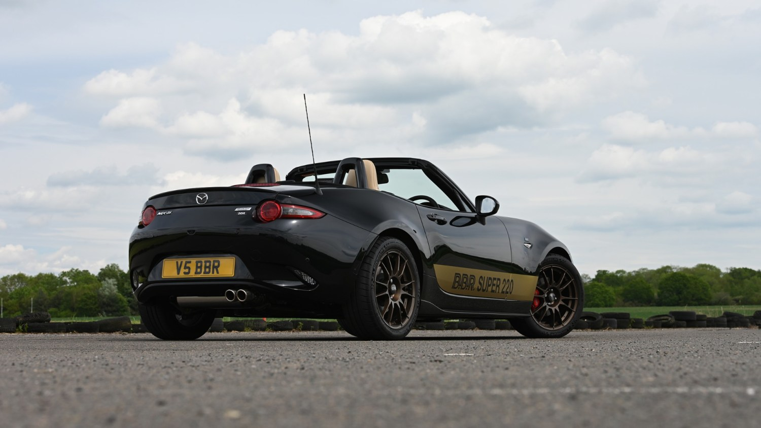 BBR Super 220 Mazda MX-5
