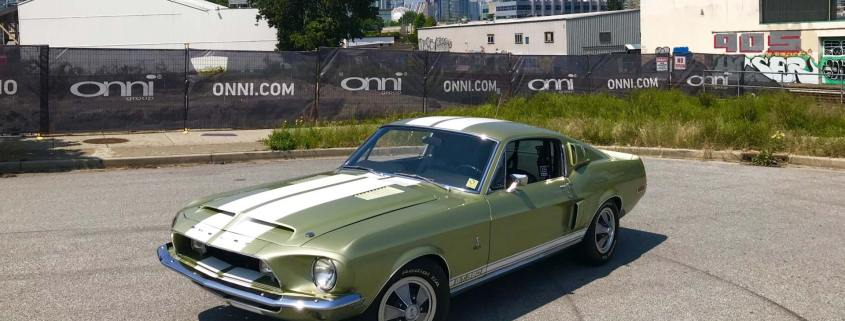 Bring a Trailer 1968 Shelby Mustang GT350