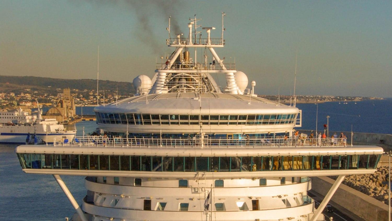 Cruise ships more polluting than ALL European cars
