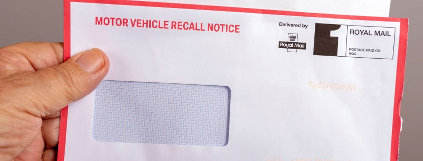 Does your car need to be recalled