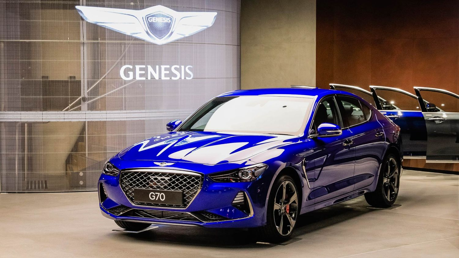 Genesis luxury brand launches in Australia