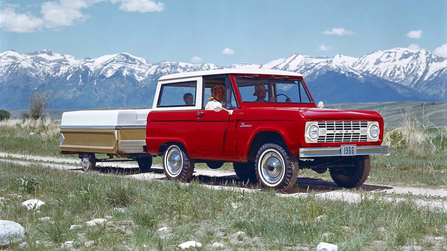 1966 - 1977 Ford Bronco