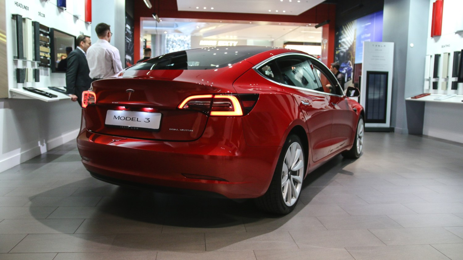 The Tesla Model 3 Is The Uk S Hottest Ev To Lease Motoring Research