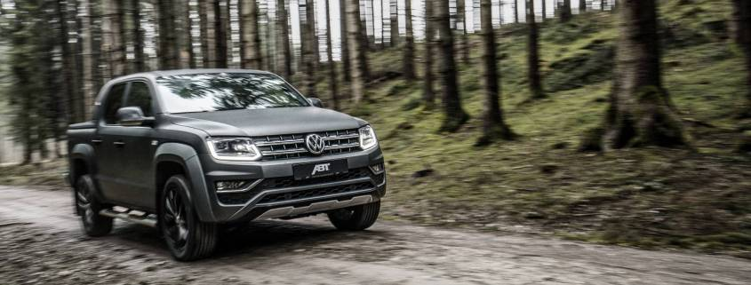 More powerful TDI ABT Volkswagen Amarok