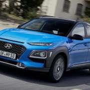New Hyundai Kona Hybrid revealed