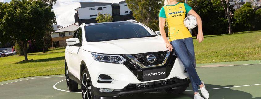 New Nissan Australia Netball Ambassador