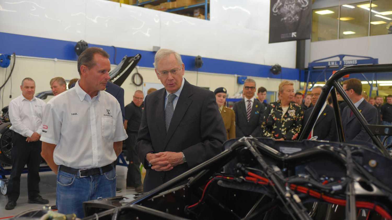 New manufacturing facility at Radical Sportscars