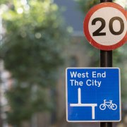 Plans to introduce 20mph speed limit in central London