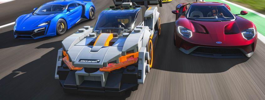 Xbox Forza Horizon 4 Lego Speed Champions