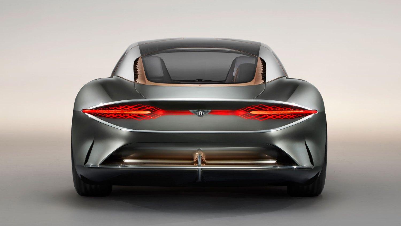 Bentley EXP 100 GT rear