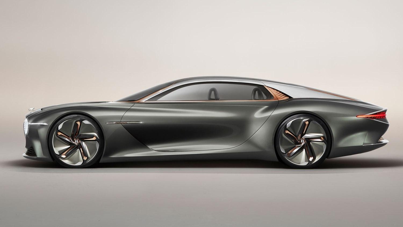 Bentley EXP 100 GT profile