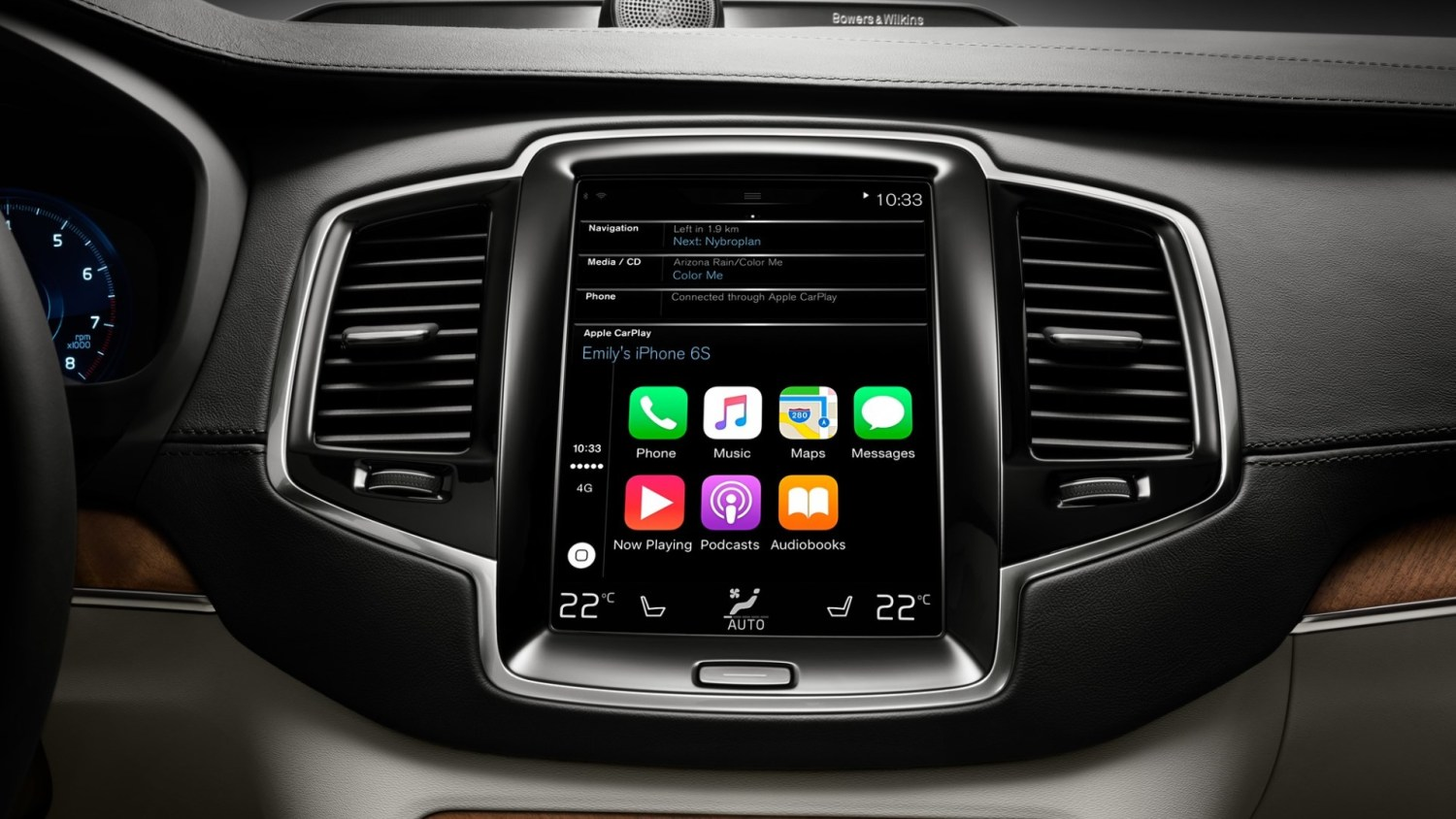 BBC Sounds on Apple CarPlay and Android Auto