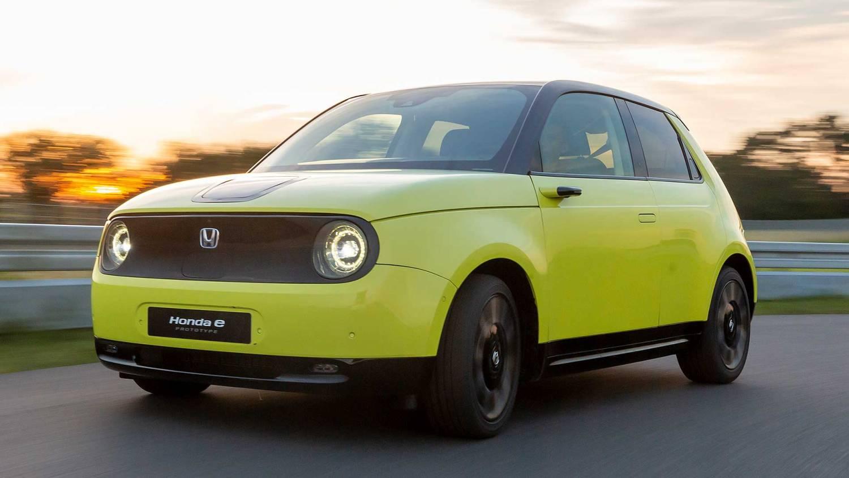 2019 Honda e Prototype first drive