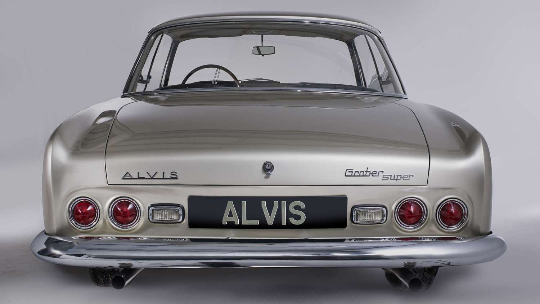 Alvis Car Company Continuation Series
