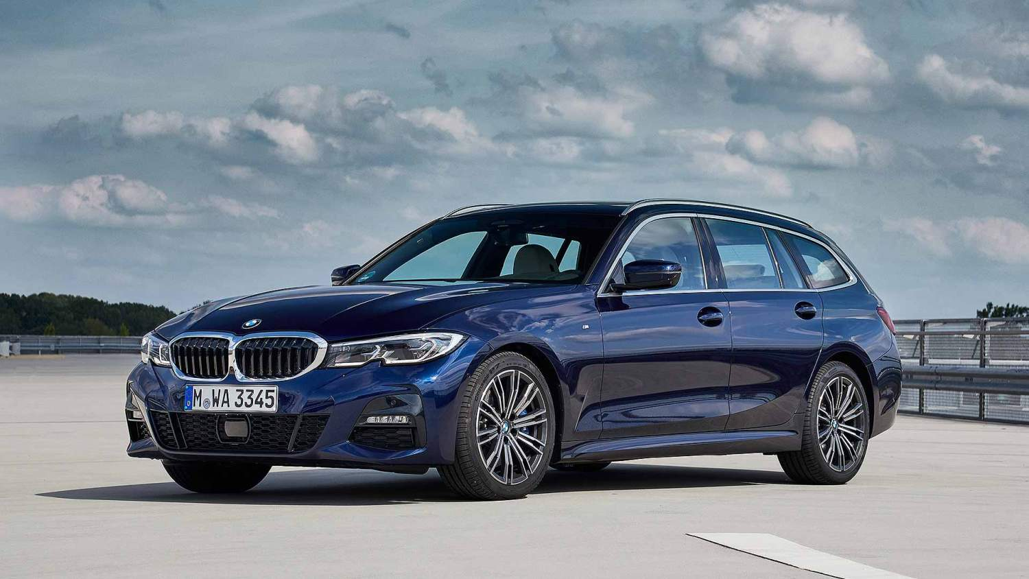 2019 Bmw 3 Series Touring Review Loads To Like