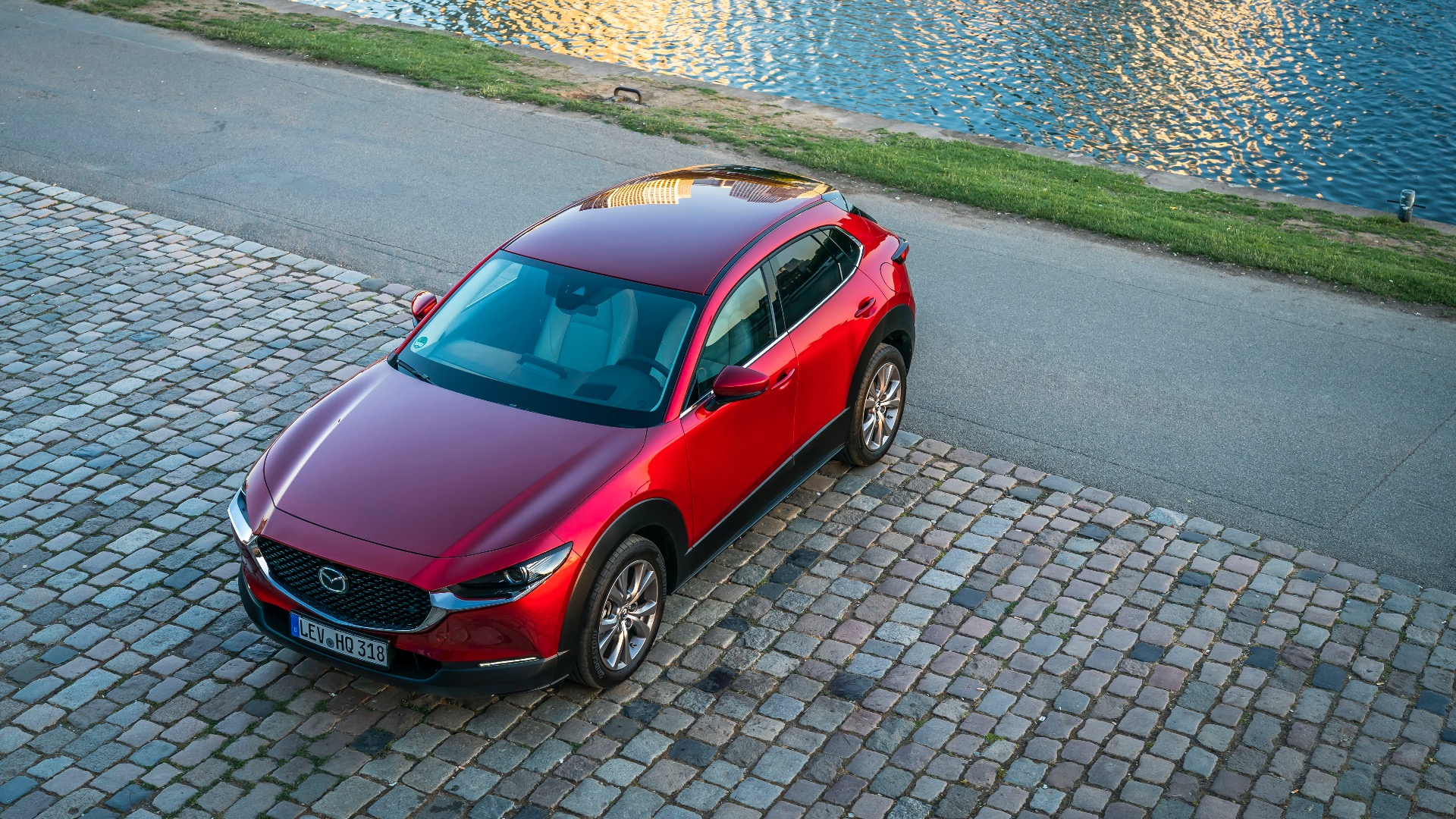 Mazda CX-30 review: small SUV is the same, but different