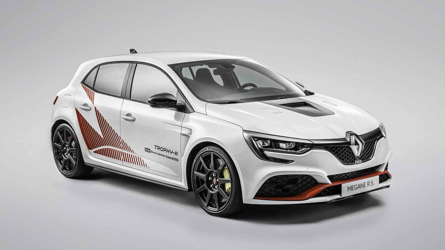 Renault Megane RS Trophy-R Nurburgring Record pack