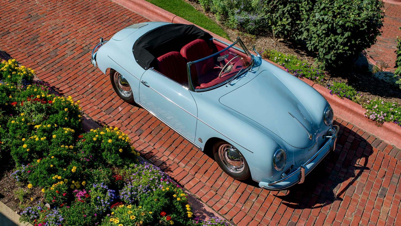 Porsches at Mecum Monterey 2019