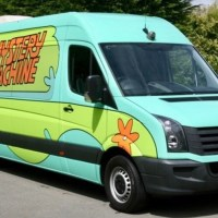 For sale: One Direction's amazing customised tour van