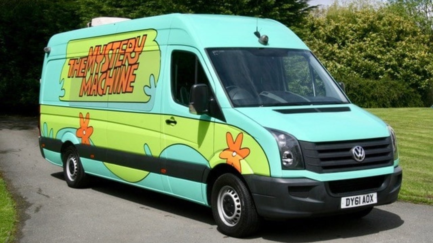 One Direction tour van for sale