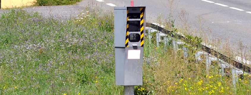 New French speed cameras and driving rules