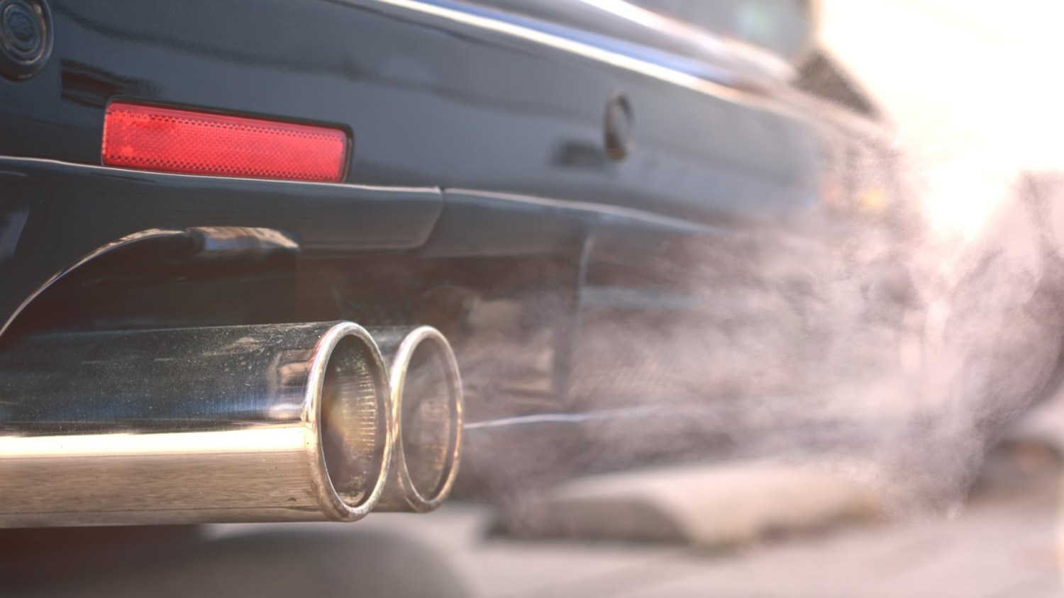 Modern ULEZ-compliant car emissions are too high