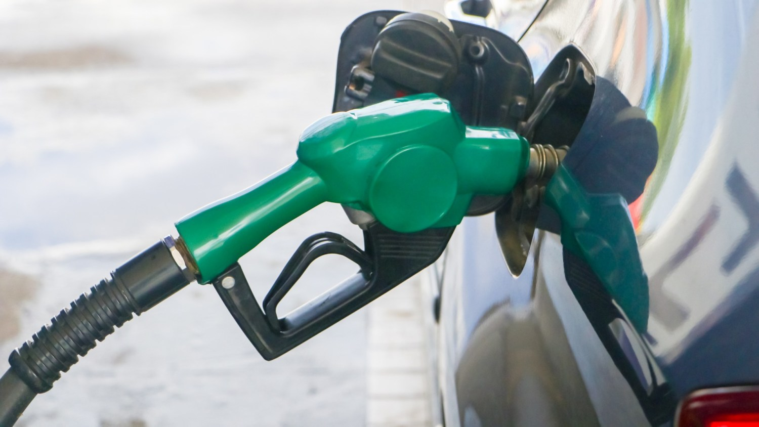 Petrol and diesel fuel RENAMED at filling stations