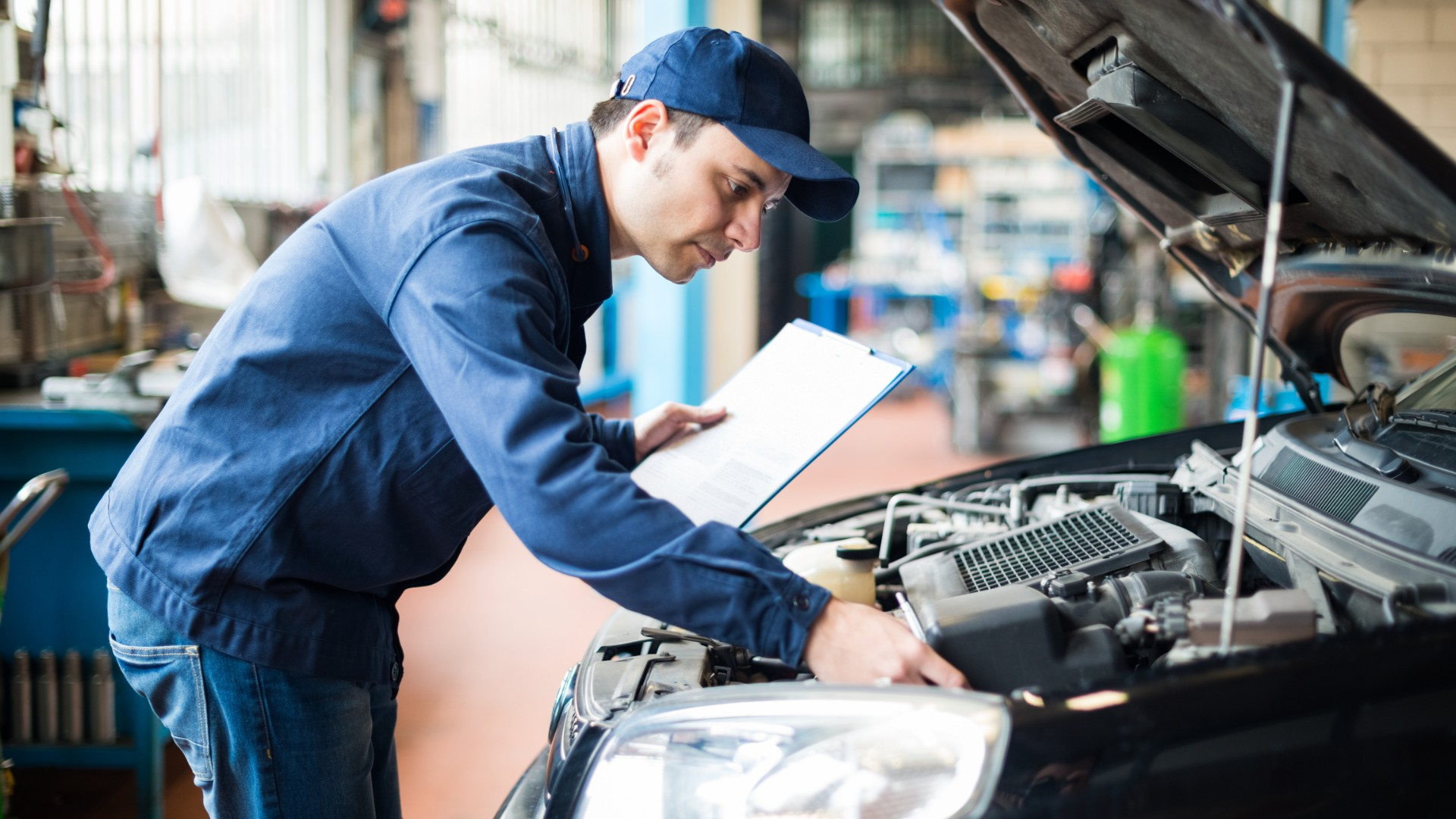 Emissions-related MOT failures DOUBLE since last year