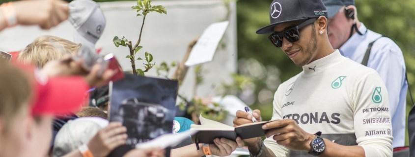 Formula 1 driver's Instagram earnings