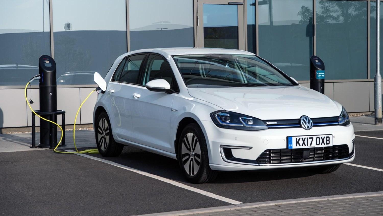 VW eGolf ad banned