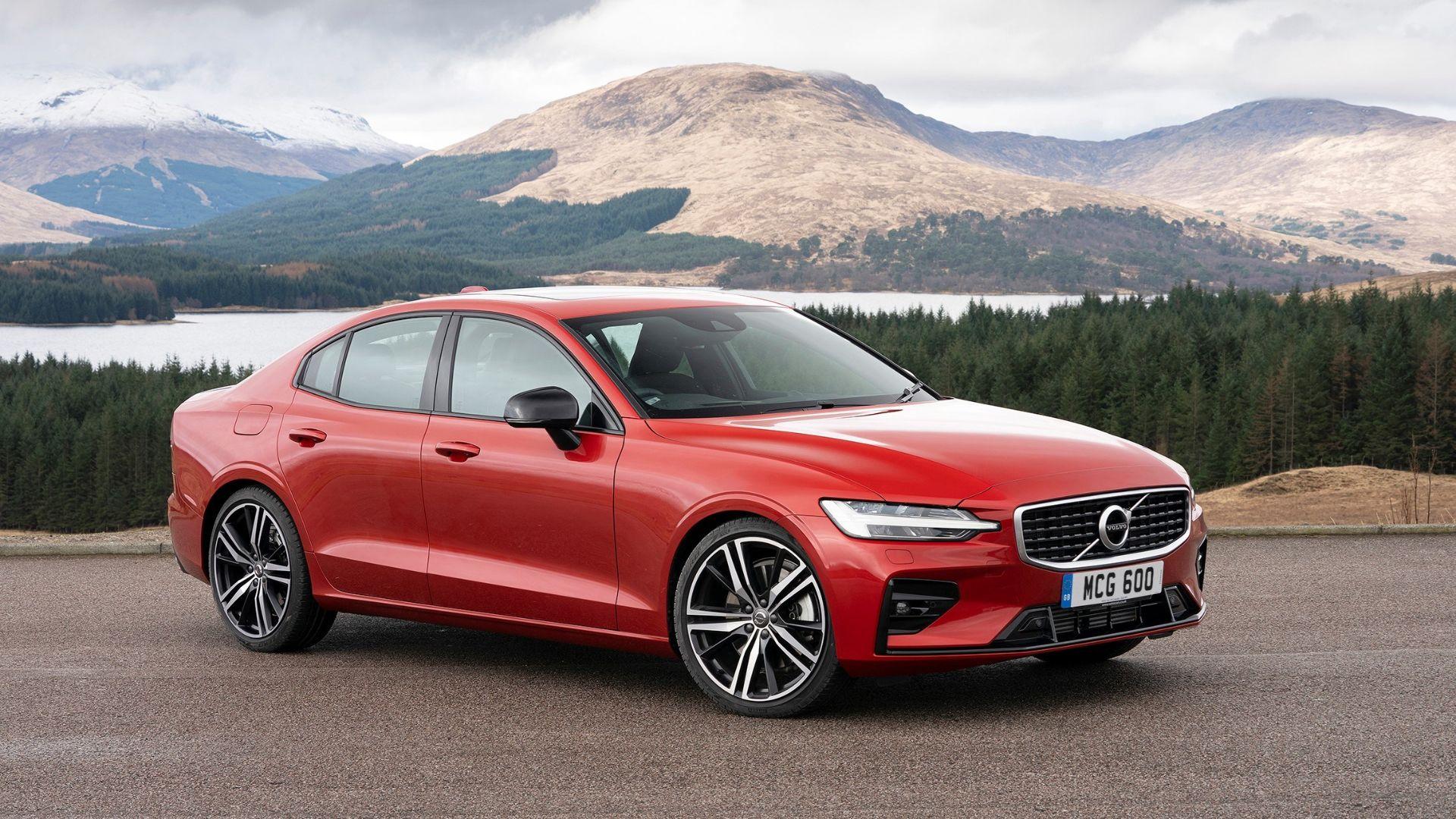 Volvo S60 gets 390hp hybrid, Polestar power to follow