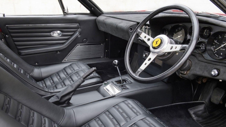 Ex-Elton John Ferrari Daytona