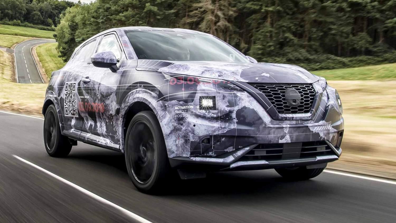 New 2020 Nissan Juke