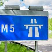 No plans for smart M5 motorway
