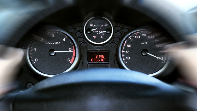Speed causes crashes