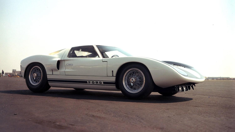 Ford versus Ferrari at Le Mans 1966