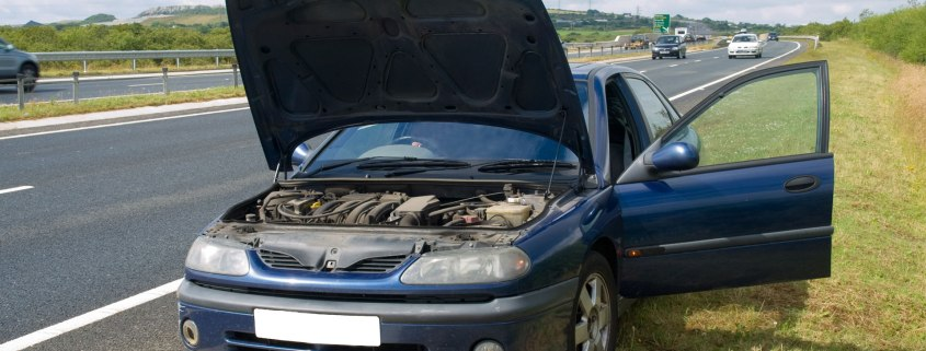 Where your car is most likely to breakdown