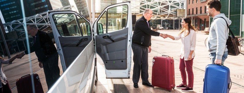 charges at airport pick-up and drop-off increasing