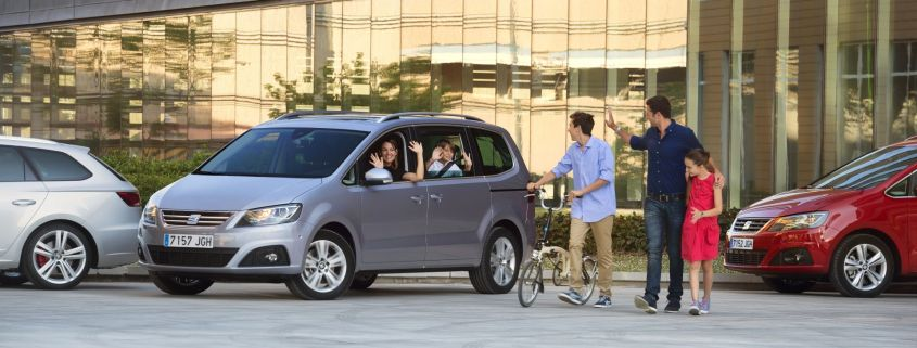 Seat Alhambra is the UK's fastest-selling car in August