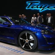 Porsche Taycan won't be profitable until 2023