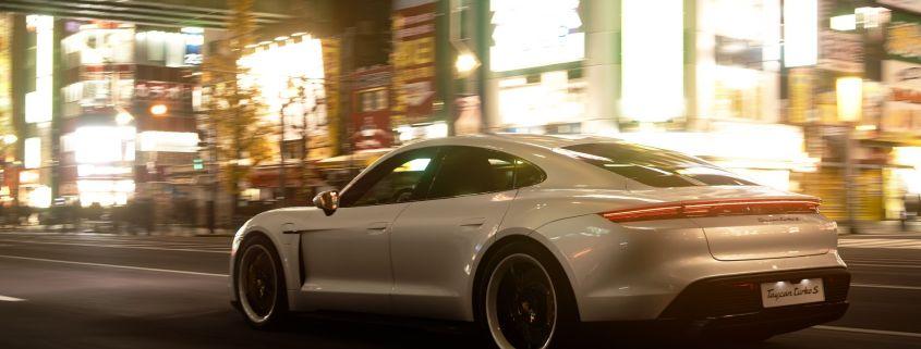 Porsche Taycan Gran Turismo Sport